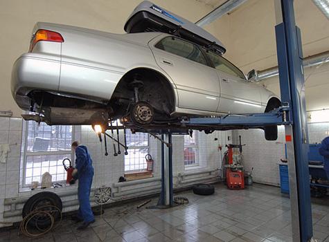 Ремонт автомобилей | слесарные работы Марьино Люблино